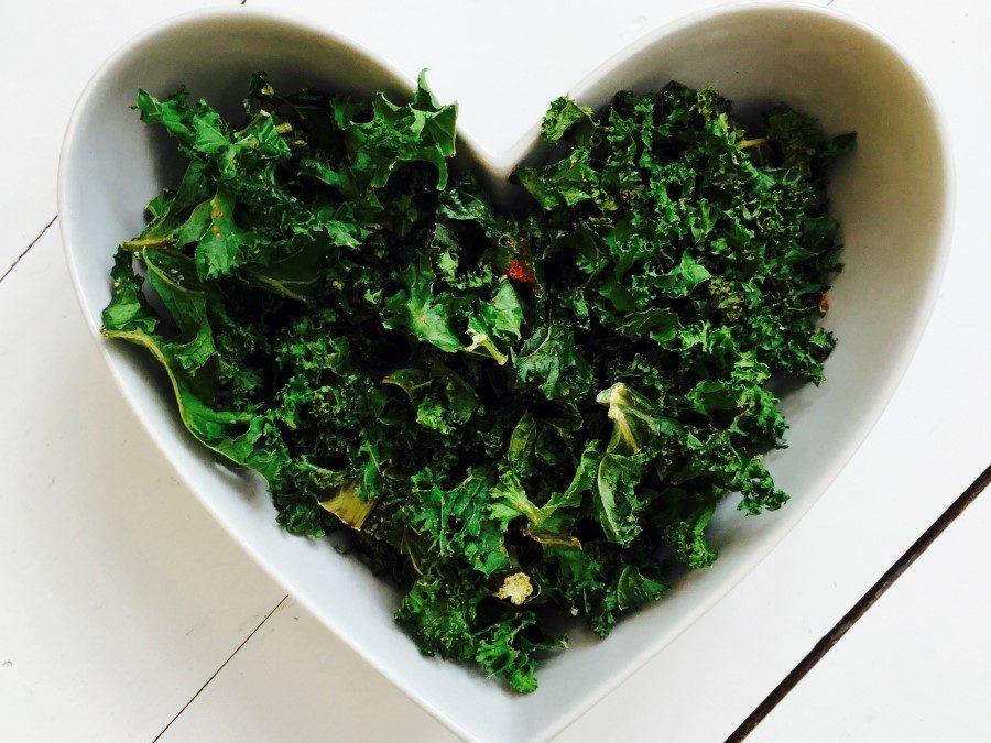 Kale Crisps – YUM!