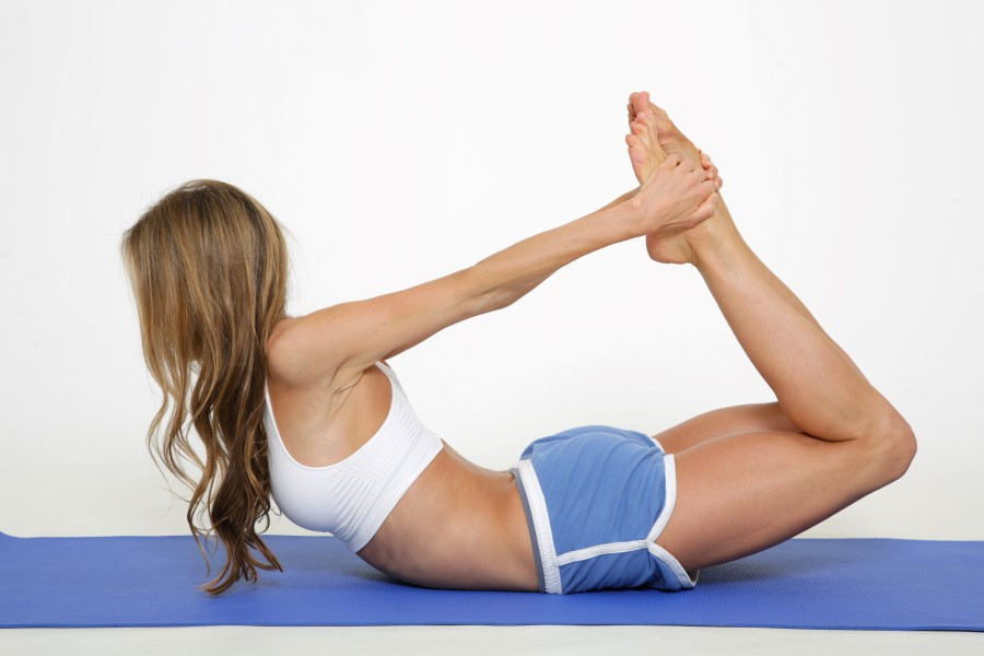 Love Bow Pose!  The Benefits are Amazing…