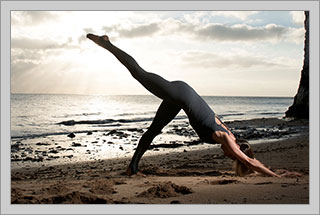 Reversing the Signs of Aging…  Elizabeth Nadine Yoga & Pilates Style!